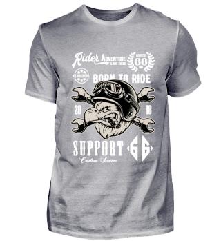 ☛ Rider · Support 66 #1.6