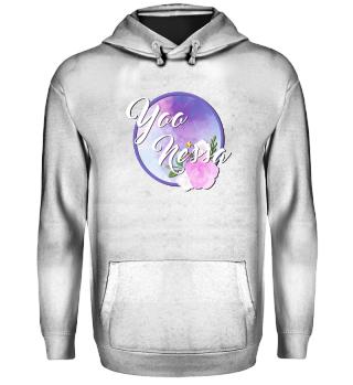Yoo-Logo Hoodie