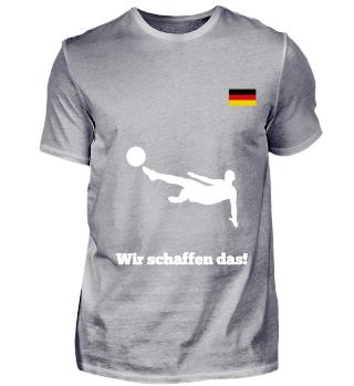 WM Shirt Deutschland