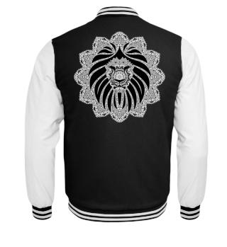 ♥ Vintage Ornaments Mandala I Lion V