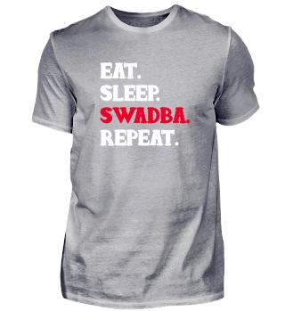 EAT SLEEP SWADBA REPEAT - Russia Wedding