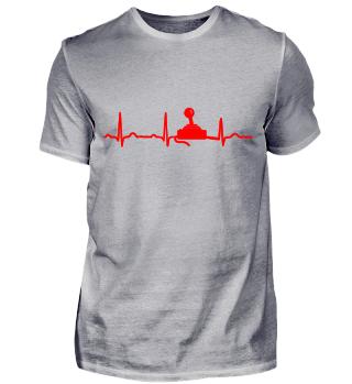 GIFT- ECG HEARTLINE VIDEOGAMES CONTROL