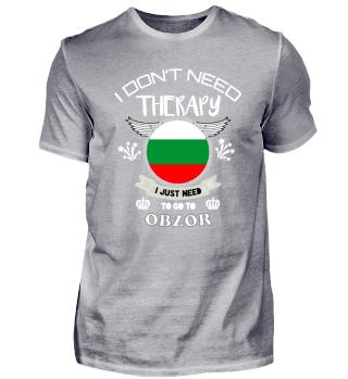 OBZOR Bulgarien Urlaub Geschenk Idee