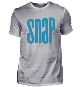 snap blue