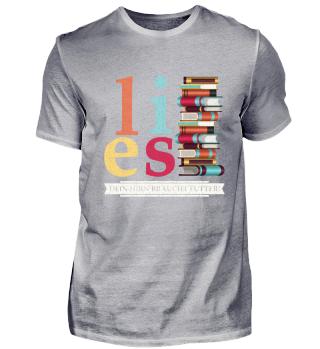 Lies - Ideal für Buch Fans