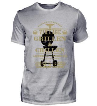 GRILL SHIRT · GRILLEN & CHILLEN #1.1