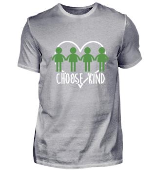 Choose Kind Educators Kids Men Women