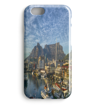 CAPE TOWN WATERFRONT PREMIUM IPHONE CASE
