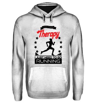 Laufen - Läufer - Therapie