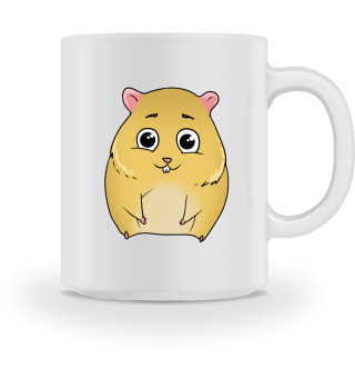 Niedliche Goldhamster Hamster Nagetier