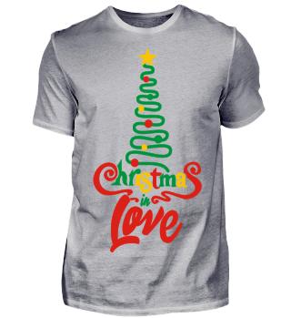 ★ Christmas Tree In Love I