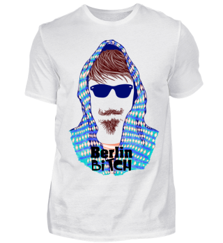 Hipster Logo@Berlin BITCH