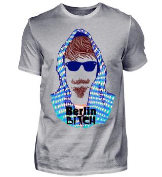 Hipster Logo@Berlin BITCH