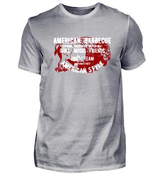 GRILL SHIRT · AMERICAN BBQ #5.3