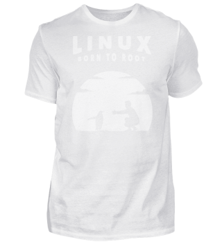 Linux T-Shirt - A special gift idea.