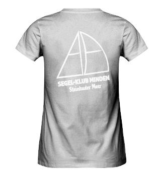 T-Shirt Motiv Hinten Groß