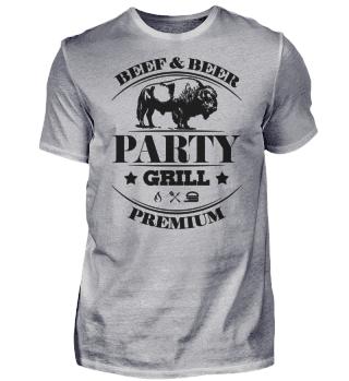 ☛ Partygrill - Premium - Beef #3S