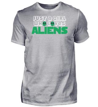 Alien Girl Aliens Aliens