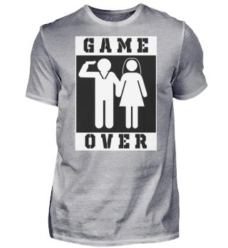 Junggesellenabschied JGA Game Over