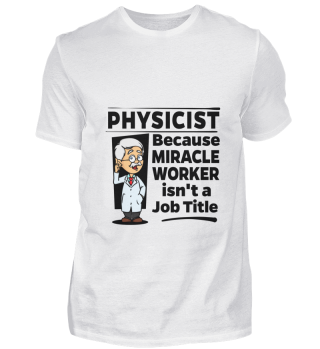 D001-0253B Proud Physicist Physiker - Mi