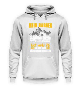 Bagger Baustelle · Mein Bagger