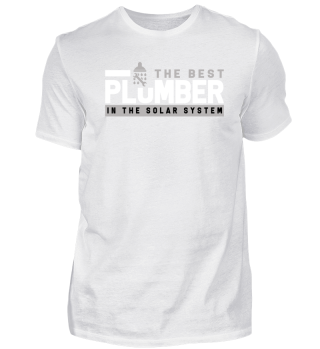 Plumber craftsman plumbing wrench gift