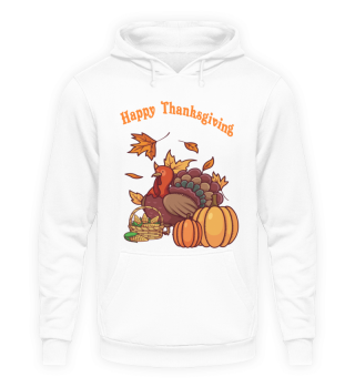Happy Thanksgiving autumn thanksPresent