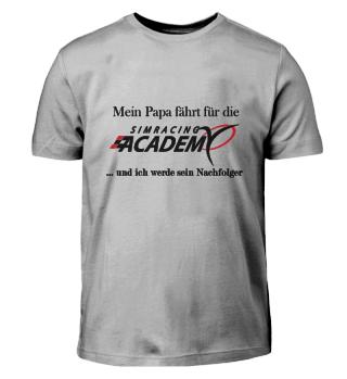 SimRacingAcademy Kindershirt
