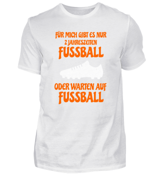 FUSSBALL-Fußball-Fussballer-FußballerFussballspielen-T-Shirt