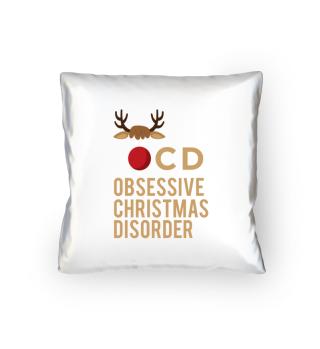 Merry Christmas obsessive christmas diso