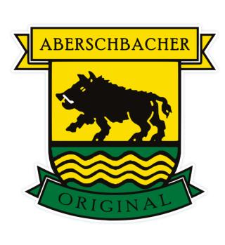 Aberschbacher Original - Aufkleber