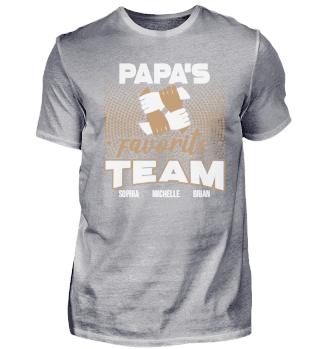 Papa's favorite team (CUSTOMISABLE)