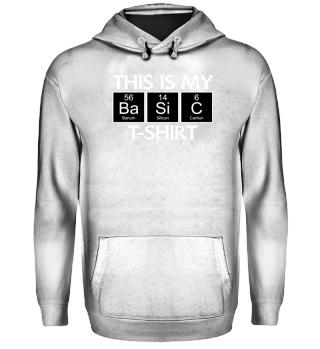 ★ Periodic Elements - BASIC T-Shirt II