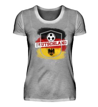 Deutschland Flagge Fußball Fan WM