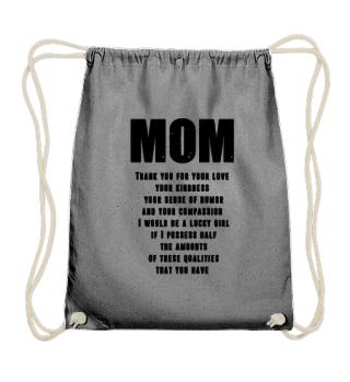 Thank you, mom - gift
