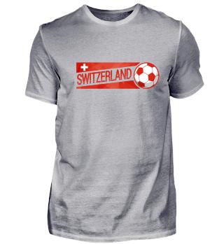 Football Switzerland. Gift idea.