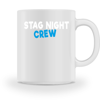 Stag Night Crew - Stag Party