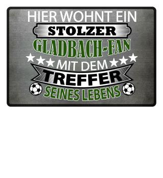 GLADBACH-FAN