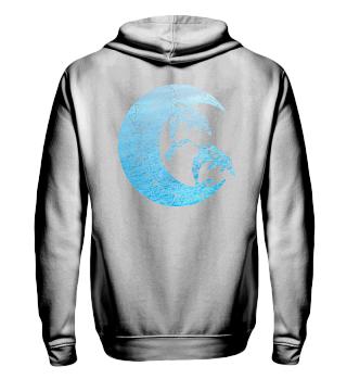 ★ Mandala Half Moon - Dolphins Tattoo 3