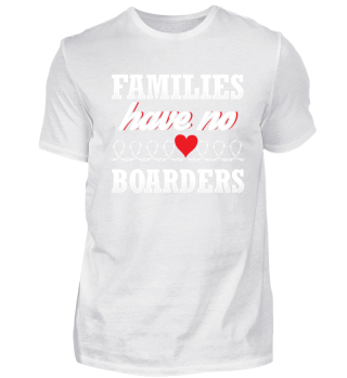 Families have no boarders