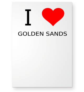 I love Golden Sands