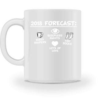 2018 Forecast mom / dad expecting baby