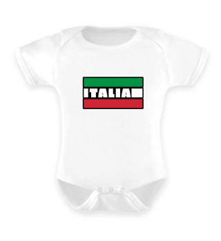 I Love Italia - Country Birthday Gift