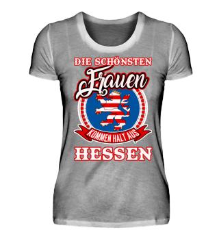 Die schönsten Frauen - Hessen