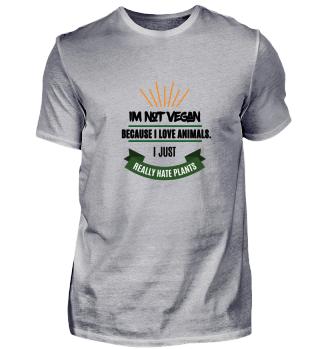 I hate plants T-Shirt
