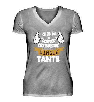 schwer erziehbare Single Tante