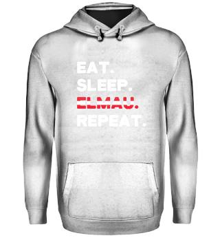 Eat Sleep Elmau Repeat Austria Ski