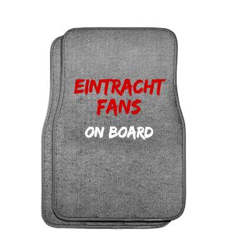 Eintracht Fans on Board