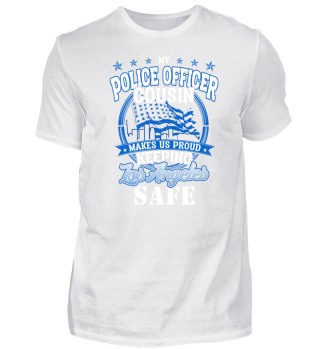 Los Angeles Police Officer Cousin Gift