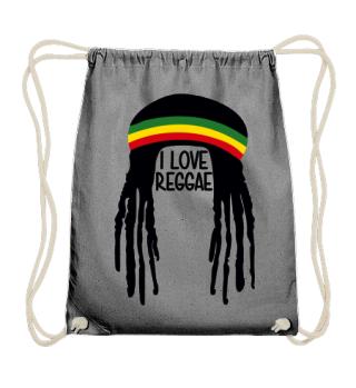 Rastafari Dreadlocks - I Love Reggae